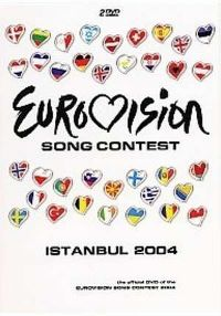 Cover  - Eurovision Song Contest - Istanbul 2004 [DVD]
